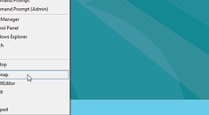 How to Add Items to the New Win+X Menu in Windows 8