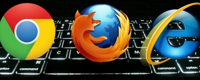 47 Keyboard Shortcuts That Work in All Web Browsers