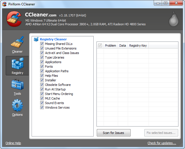 Ccleaner professional trial reset | CCleaner Free Download