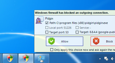 How to Extend the Windows Firewall and Easily Block Outgoing Connections