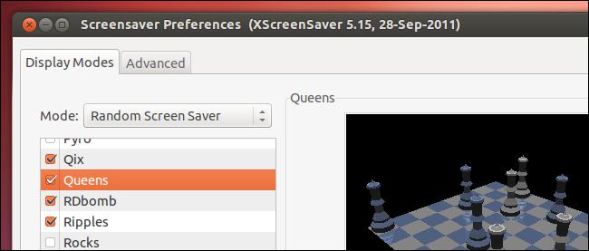 How to Add Screensavers to Ubuntu 12 04