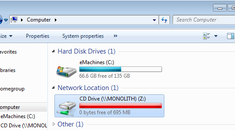How to Share CD & DVD Drives Over the Network on Windows