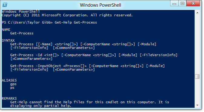 5 Cmdlets to Get You Started with PowerShell