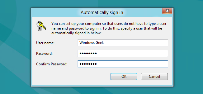 how to login to your computer without password