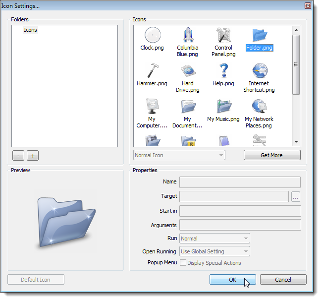 30_selecting_a_folder_icon