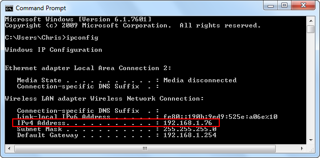 How to Find Your Computer's Private & Public IP Addresses
