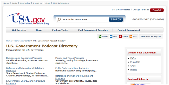 15_us_govt_podcasts