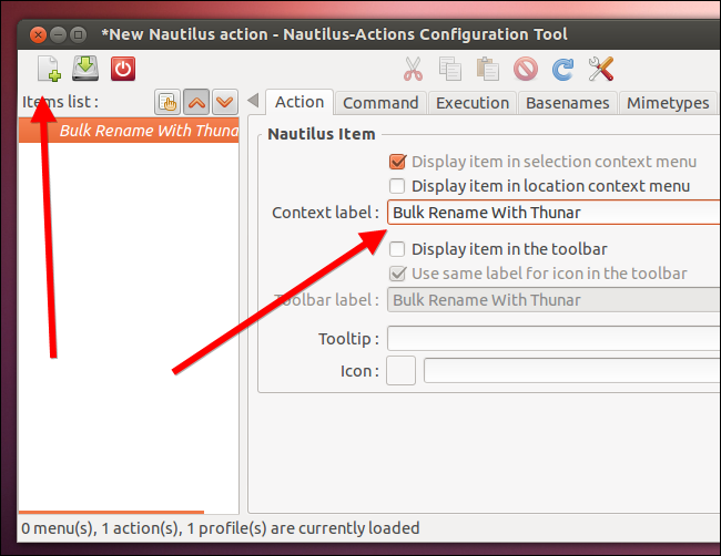 How to Easily Add Custom Right-Click Options to Ubuntu's File