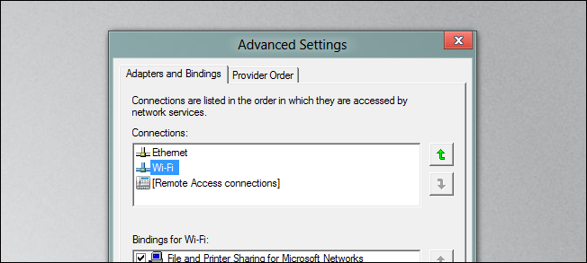 How to Make Your Laptop Choose a Wired Connection Instead of