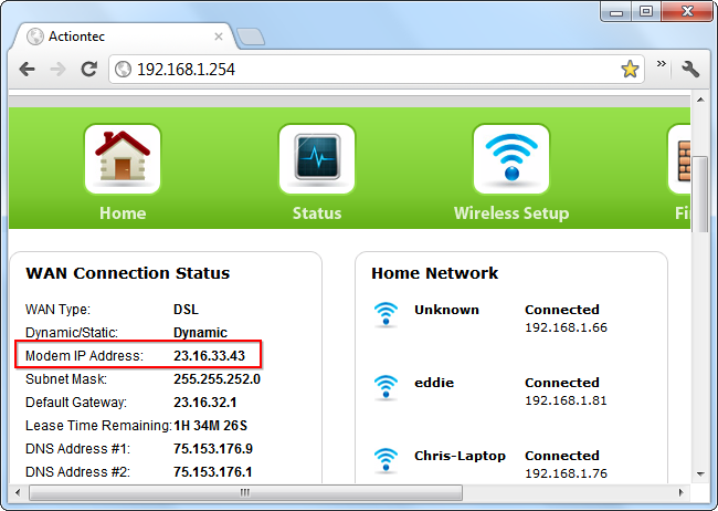 How to Find Your Private and Public IP Addresses