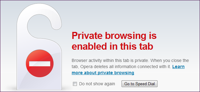 Understanding incognito Browsing - Are you really private?