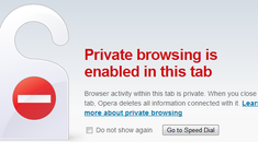 How Private Browsing Works, and Why It Doesn't Offer Complete Privacy