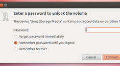 How to Quickly Encrypt Removable Storage Devices with Ubuntu