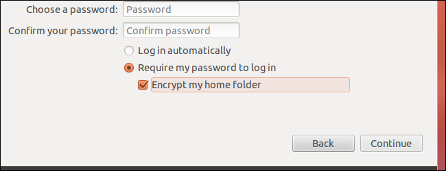 How to Encrypt Your Home Folder After Installing Ubuntu