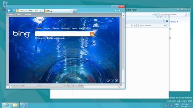windows 8 microsoft desktop applications