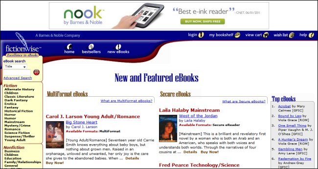 The best websites for finding downloading borrowing renting and ebooks fandeluxe Choice Image