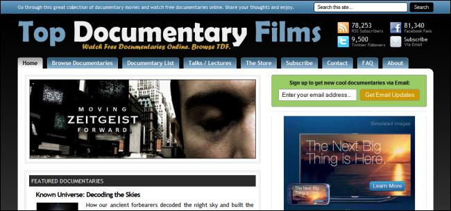Best essay website documentaries