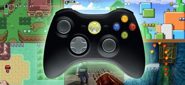 Xbox 360 controller emulator mac os x
