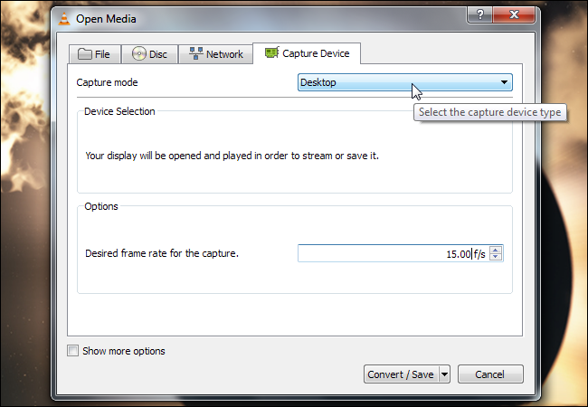 How to Record Your Desktop to a File or Stream It Over the Internet ...