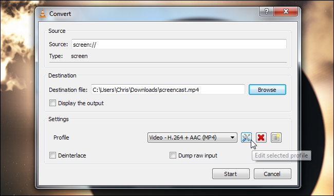 How to Record Your Desktop to a File or Stream It Over the Internet