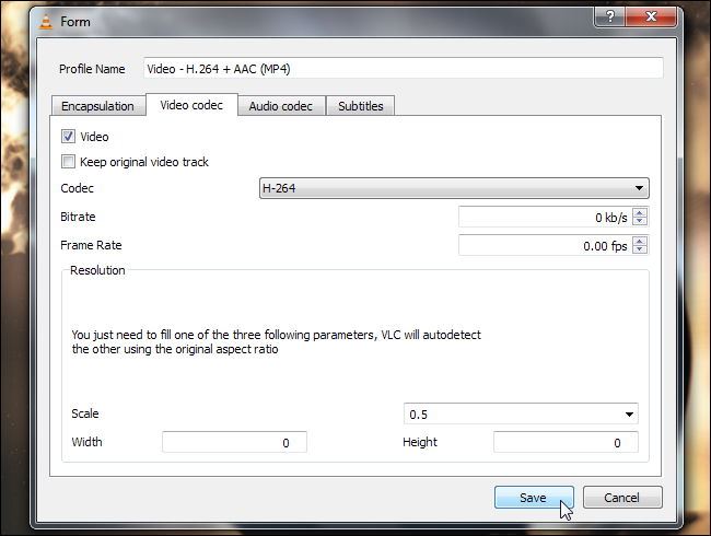 How to Record Your Desktop to a File or Stream It Over the