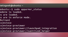What Is AppArmor, and How Does It Keep Ubuntu Secure?