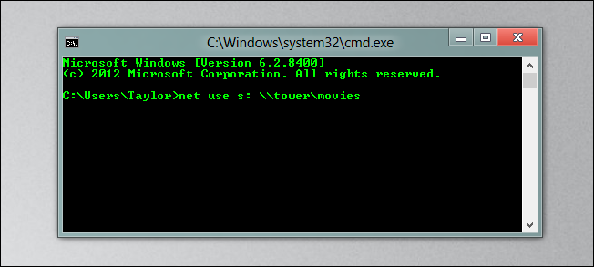 Map Network Drive Command Line How to Map Network Drives From the Command Prompt in Windows