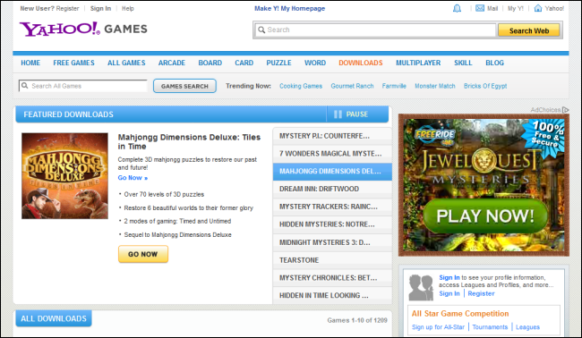 The Best Websites for Downloading Games and Playing Games Online