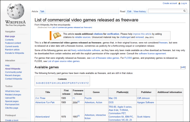 23_wikipedia_list_of_games