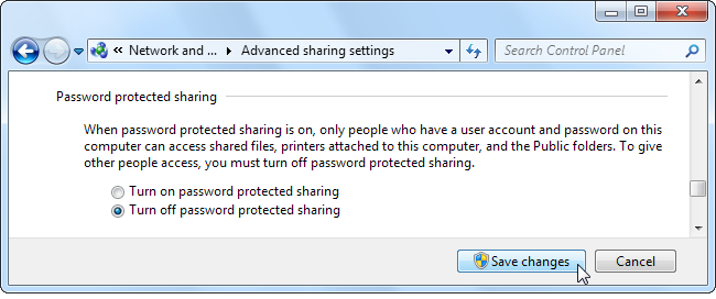 How to Access Shared Windows Folders and Stream Videos Over
