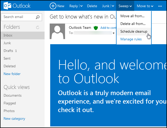 how to know if your email was read in outlook