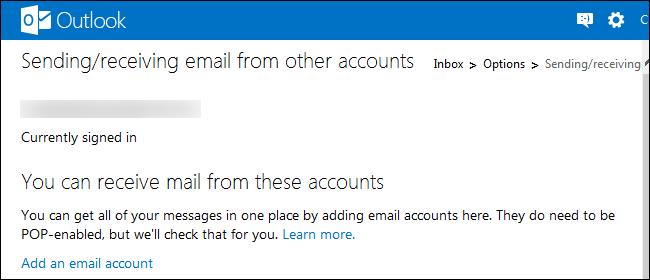 one.com mail