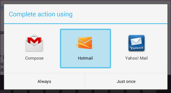 select-email-app