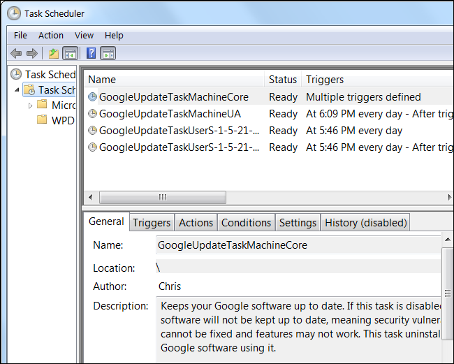 How Windows Uses The Task Scheduler for System Tasks - Tips