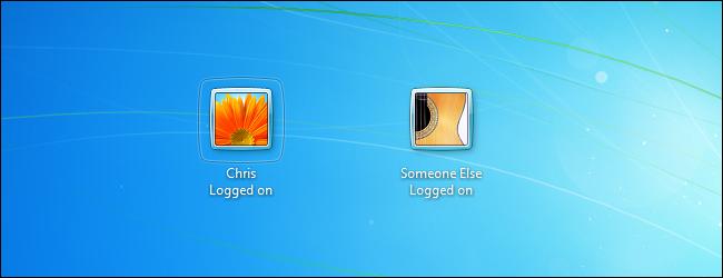 لماذا يجب أن يكون لكل مستخدم على جهاز الكمبيوتر حساب مستخدم خاص به