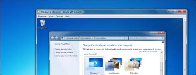 How To Enable 3D Acceleration and Use Windows Aero in VirtualBox