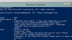 How to Extract Links Off Any Webpage Using PowerShell