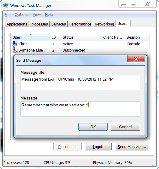 how to open task manager on windows 7
