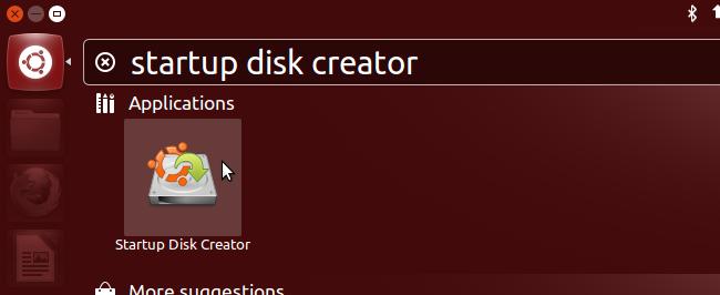 startup disk creator windows 10 iso