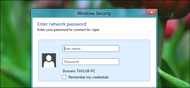 How to Create Network File Shares with No Passwords in Windows 8