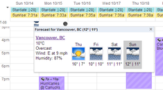 How To View Upcoming Weather, Sports Games, TV Shows, and More in Google Calendar