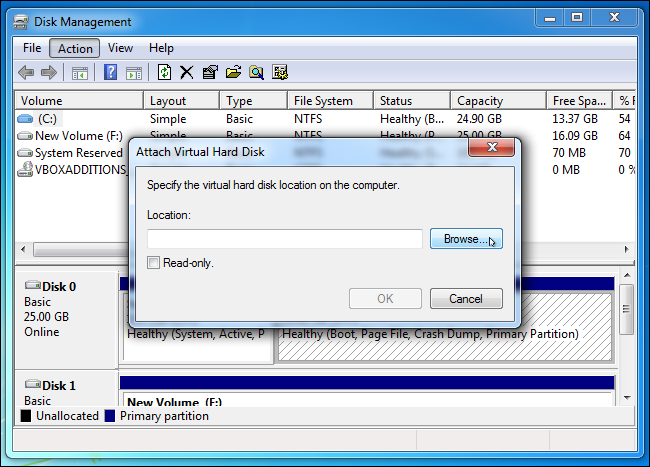 How To Extract Individual Files From a Windows 7 System