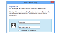 How to Manage Saved Passwords in Internet Explorer