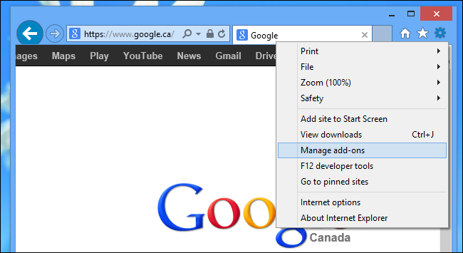 latest version of internet explorer for windows 10
