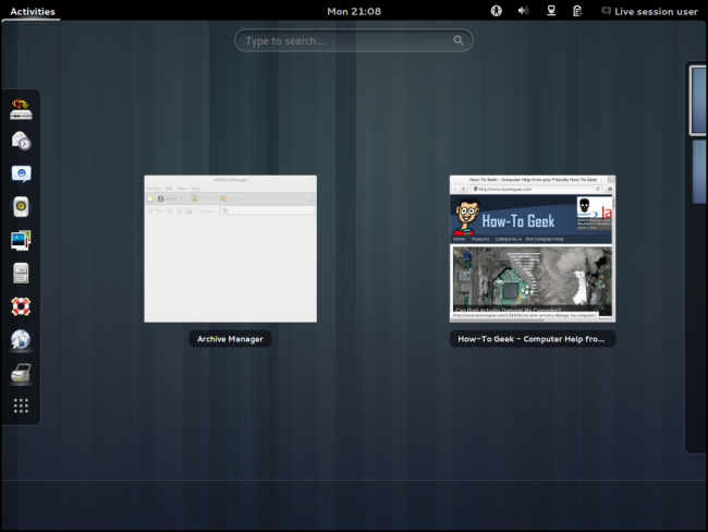 Linux Users Have a Choice: 8 Linux Desktop Environments