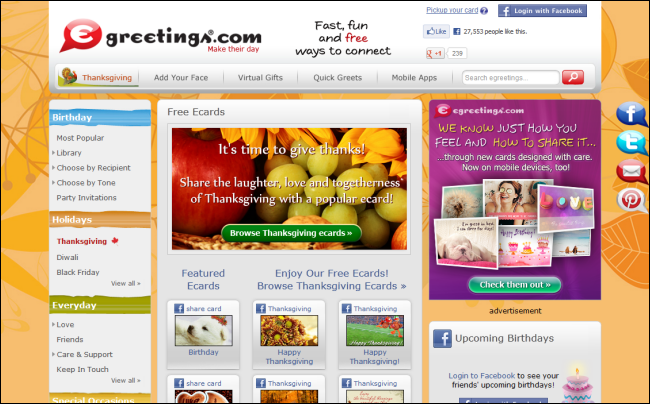 The Best Websites For Creating And Sending Free ECards