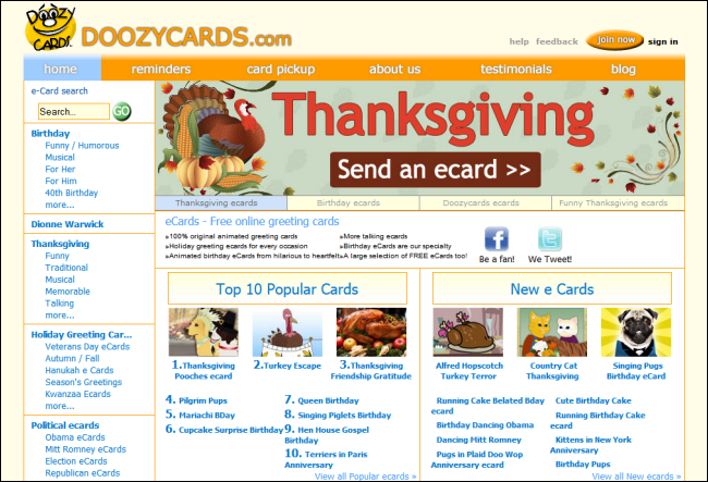 The Best Websites for Creating and Sending Free eCards – Doozy Cards Birthday