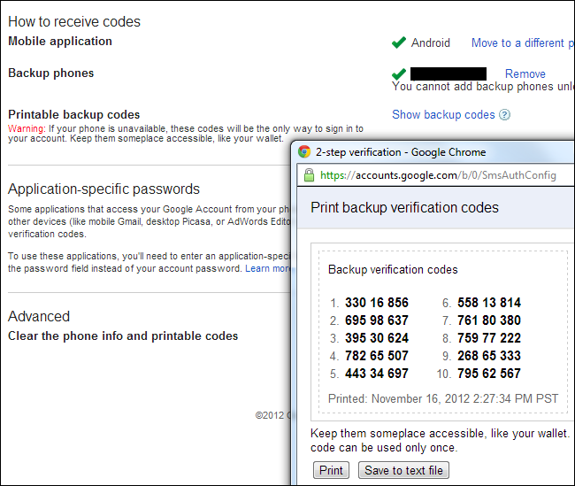 google-authenticator-backup-codes