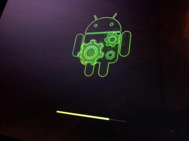 android-update-gears