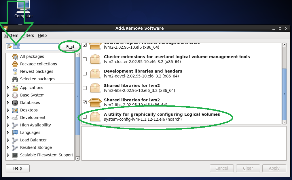 Linux Sysadmin: How To Manage LVMs With a GUI